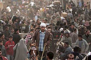 Mısır'da 3 bin Filistinli gözaltına alındı.18379