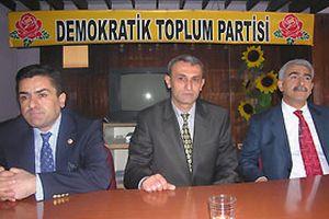 DTP, TSK'nın 35. maddesinin değiştirilmesini teklif etti.16530