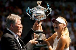 Sharapova şampiyon oldu.16273