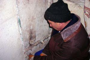 Aşırı soğuklar tesisatçıların işine geliyor.25474