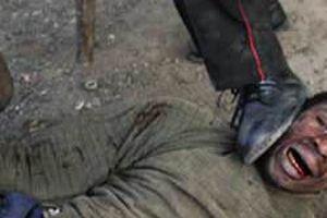 Kenya'da �at��malar �iddetlendi.10831