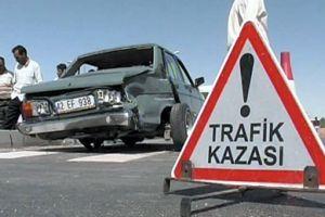 Aksaray'da trafik deh�eti: 3 �l�, 4 yaral�.26645