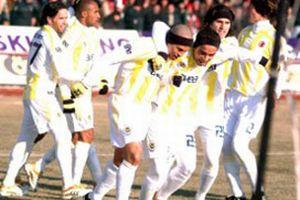 Sivasspor: 1  Fenerbah�e: 4.16886