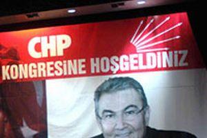 CHP kongresinde 'Faşist Baykal' kavgası.12256
