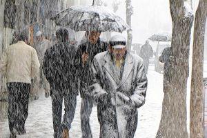 Kayseri'de kar kalınlığı 48 cm oldu.19592