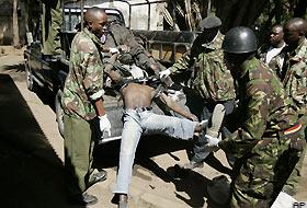 Kenya polisi 58 şüpheliyi öldürdü.25367