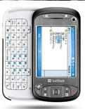 Elmas süslü telefon.6985