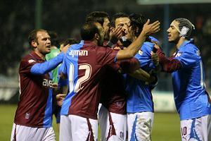 Trabzon galibiyet yemini etti.54734