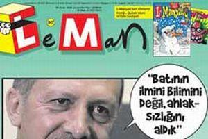 Erdoğan bu karikatüre dava açıyor.16302