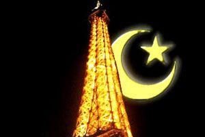 Paris'te iftar çadırı kurulacak.8950