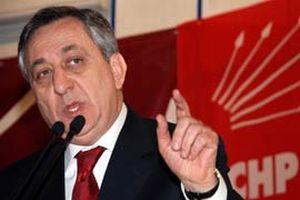 CHP, Bakan Atalay'a istifa etmesini tavsiye etti.11330