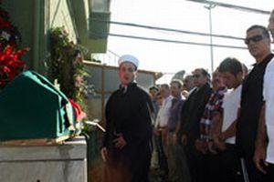 Abdurrahim Erdem'in cenazesi toprağa verildi.12039