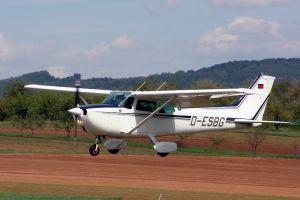 Nijerya'da uçak kazası: 3 ölü.10632