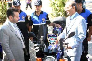 Toplum destekli polis, suç oranlarını yüzde 53 azalttı.50718