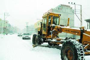 �elikhan-Malatya yolu kapand�.13042