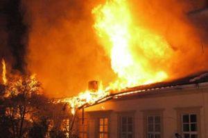 Nepal'de yangın: 10 bin kişi evsiz kaldı  .10235