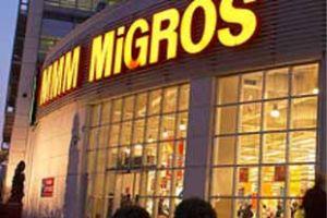 Migros dünyanın en büyük 250 perakende devi arasına girdi.15931