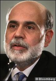 Bernanke'nin s�zleri faize yoruldu.11637