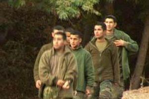 Dağlıca davasında yargılanan 8 asker tahliye edildi.11896
