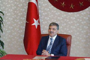 Cumhurbaşkanı Gül, iki mahkumu affetti.12403