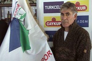 Çaykur Rizespor, teknik adam Arıca ile sözleşme imzaladı.30349