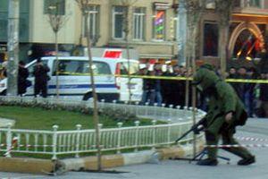 Gece saatlerinde Şişli'ye bırakılan bomba patladı!.15555