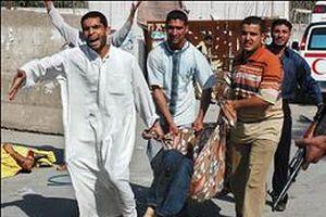 Bağdat'ta bombalı saldırı: 2 ölü.19867