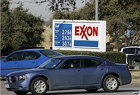 Exxon 40.6 milyar dolar karla tarihe geçti.20684