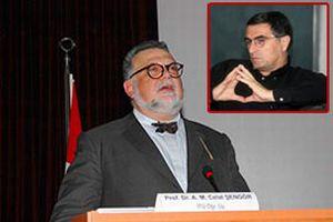 Hasan Cemal, gündemdeki iki profesörü kıyasladı.10657