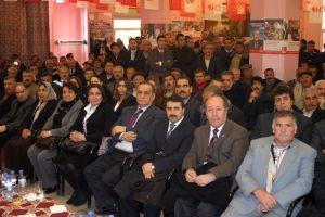 CHP Adıyaman'da gergin kongre.36078