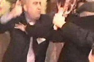 Zonguldak'ta gazeteciye saldırı.9059