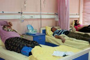 Konya'da 40 kişi zehirlendi.12765