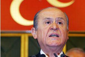MHP lideri Devlet Bahçeli kapatma davasını yorumladı.9523