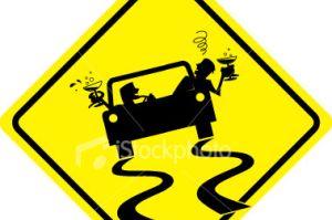 Şoförün sarhoş babasına trafik cezası.13160