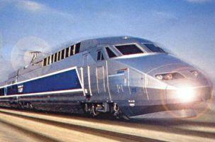 Fransızlar yeni hızlı tren geliştirdi.19272
