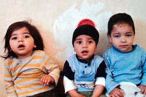 Türkiye'de ev kazalarında ölen çocuk sayısı.13361