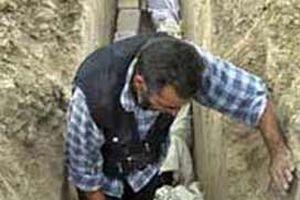 Irak'ta 50 kişilik toplu mezar bulundu.14254