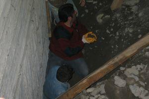 Krom ocağında göçük: 1 işçi öldü .16319