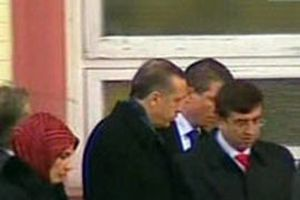 Başbakan Erdoğan, soruşturmada hassasiyet istedi.8901