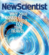 Zamanda yolculuk gerçek olabilir.25847