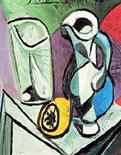 Picasso'nun iki tablosu çalındı.10054