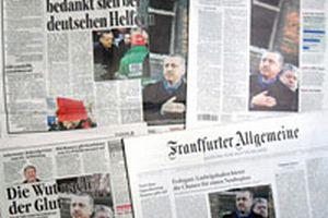 Avrupa Basını: İptal kararı AK Parti için ciddi sıkıntı.14815