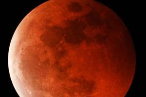 Bu yılın ilk tam ay tutulması 21 Şubat'ta.7166