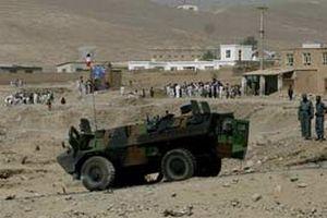 Afganistan'da saldırı: 5 polis öldü  .13606