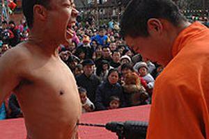 Çin'de kutlanan yeni yılda objektiflere yansıyan kareler.13984