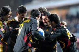 Galatasaray'ın ilk 11'i.13536