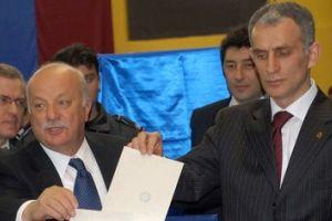 Trabzonspor'da başkan seçiliyor.11561