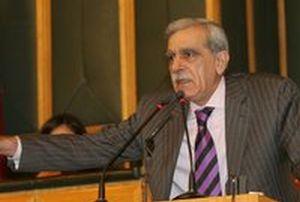 DTP'li Ahmet Türk istifa etti.10314