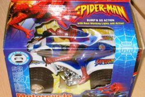 Sahte 'Örümcek Adam' satana ceza.31121