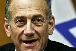 Olmert: Ter�re kar��l�k vermeye kararl�y�z.11497